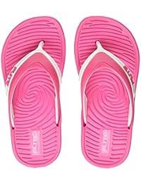 FLITE (Above 2 Years -Unisex Kid's Pink/White Flip-Flops-13 UK (31.5 EU) (FL0K51U_PKWH0013)