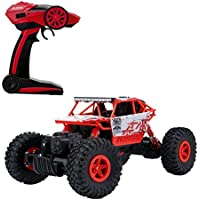 Lynrc HB P1803 Rock Crawler Buggy Hors Route 4WD Voiture RC Radiocommandée 25km/h - Rouge - Compare prices on radiocontrollers.eu
