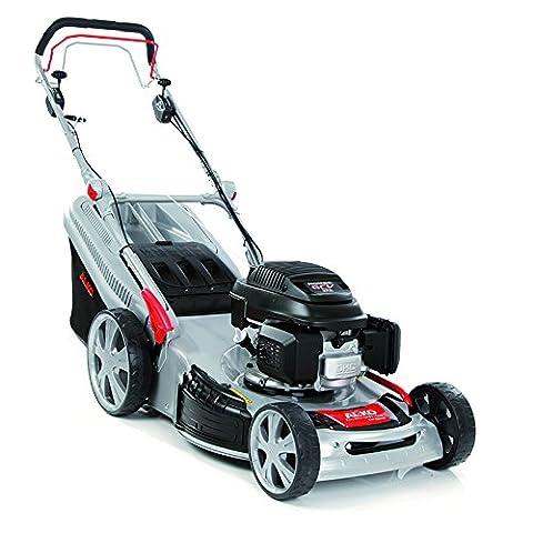 AL-KO 5250 HWS Easy-Mow 4-in-1 51cm Petrol Lawnmower with