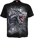 Spiral - Men - DRAGON'S CRY - T-Shirt Black