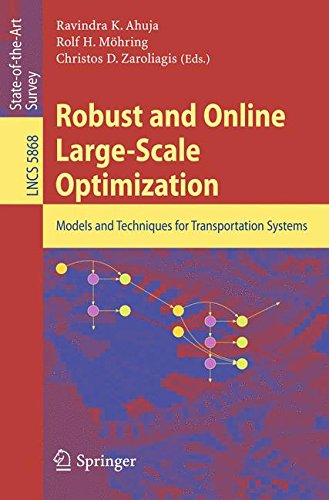 Robust and Online Large-Scale Optimization: Models and Techniques for Transportation Systems (Lecture Notes in Computer Science, Band 5868) Robuste Mobile Pcs