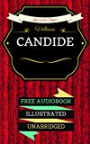 Candide - By Voltaire - Illustrated (An Audiobook Free!) (English Edition) - Format Kindle - 0,99 €