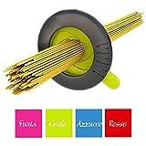 Misura Spaghetti PVC 4 Dosaggi 4 Colori cm.Ø8x1,3