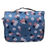 Shopper Joy Nylon Kulturtasche Kulturbeutel zum Aufhängen Kosmetiktasche Waschtasche Reisetasche