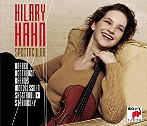 Buy Hilary Hahn Spectacular 3 Cd Online At Low Prices In India