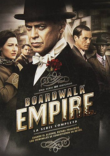 Boardwalk Empire Pack - Temporada 1-5 [DVD]
