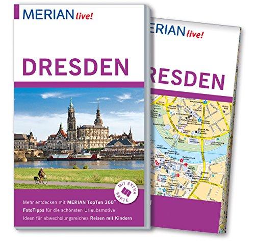 MERIAN live! Reiseführer Dresden: Mit Extra-Karte zum Herausnehmen*