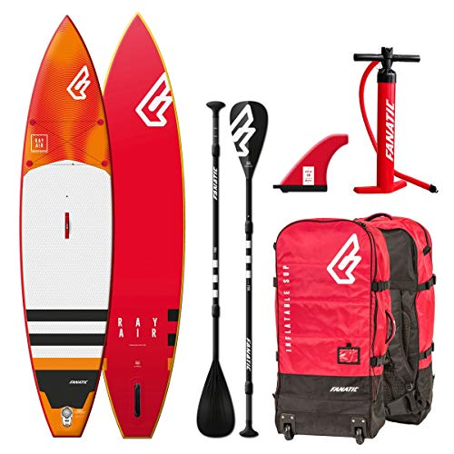Fanatic Ray Air Touring Premium 11.6 Inflatable SUP Win… | 04211058233074