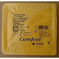COMFEEL plus Geschwür Wundkompresse, 10x 10cm, 10Stück preisvergleich bei billige-tabletten.eu