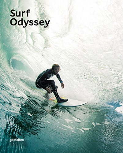 Buchseite und Rezensionen zu 'Surf Odyssey: The Culture of Wave Riding' von Gestalten