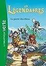 Les Légendaires, tome 1 : La Pierre de Jovenia par Sobral
