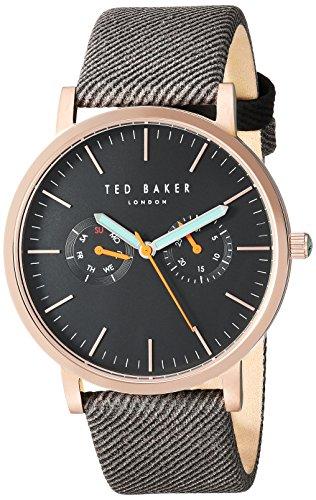 Ted Baker 10031499 Reloj de Pulsera para Hombre