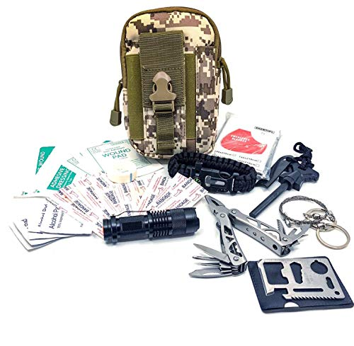 Molle Outdoor Emergency Survival...