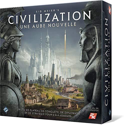 Asmodee- SID Meier's Civilization - Juego de Mesa