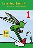 Learning English with Chris the Grasshopper: Workbook 1 - mit Audio-CD