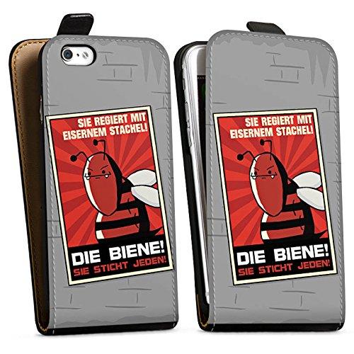 Apple iPhone X Silikon Hülle Case Schutzhülle DirtyWhitePaint Fanartikel Merchandise Poster Propaganda Downflip Tasche schwarz