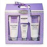 Marbert: Bath Body Classic Set - 200 ml Duschgel, 100 ml Handcreme und 200 ml Körperlotion - Limitierte Edition!