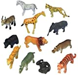 #6: ROTLE Wild Animal Set(9810/12)