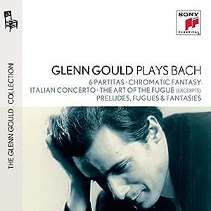 Glenn Gould Collection Vol.5 - Glenn Gould plays Bach: Sechs Partiten BWV 825-830, Chromatische Fantasie BWV 903, Italienisches Konzert BWV 971, Kunst der Fuge (Ausschnitte) BWV 1080