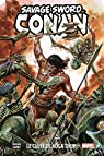 The savage sword of Conan, tome 1 : Le culte de Koga Thun par Slott