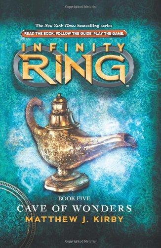 Infinity Ring Book 5: Cave of Wonders (Friend 3 Best Infinity-ringe)