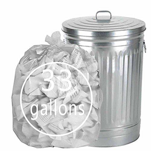 Tstorage 120 L Sacos Basura Bolsas Basura Plástico