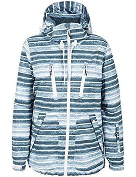 Trespass - Chaqueta acolchada de esqui impermeable modelo Mamacita para mujer