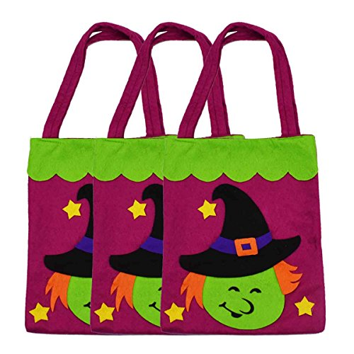 Packs Bolsas Halloween