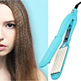 We Buy In Electronic Hair Wave Iron Titanium Waver Hair Crimper Corn Plate