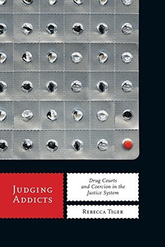 Judging Addicts: Drug Courts and Coercion in the Justice System (Alternative Criminology) Paperback December 3, 2012
