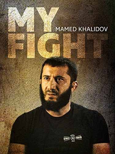 My fight. Mamed Khalidov Cover