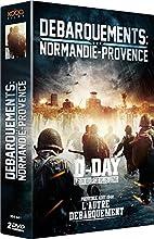 D-Day Leur Jour Le Plus Long/Provence Aout 1944 L Autre Debarquement (2 Dvd) [Edizione: Francia]