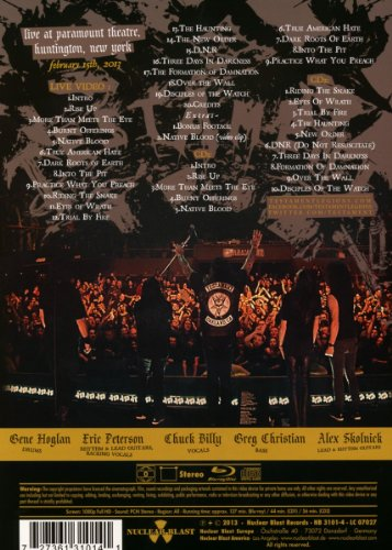 Testament - Dark Roots Of Thrash [Blu-ray]