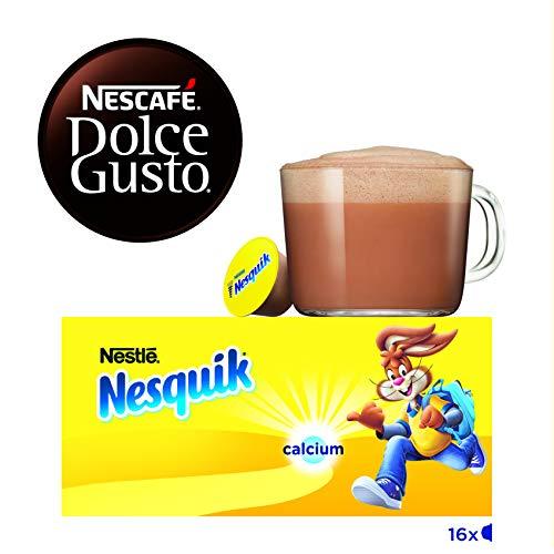 Nescafé Dolce Gusto Cápsulas de Nesquik - 16 Cápsulas de cacao