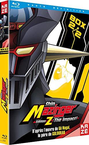 Shin Mazinger Edition Z : the Impact - Vol 2/2 - Bluray [Blu-ray]