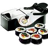 Runfon Perfekte Sushi Roll Machine Sushi-Maschine Roller Ausrüstung DIY Kitchen Magic Gadget Küchenzubehör Schwarz 100% hohe Qualität