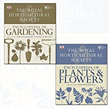 rhs encyclopedia of plants and flowers and rhs encyclopedia of gardening 2 books collection set