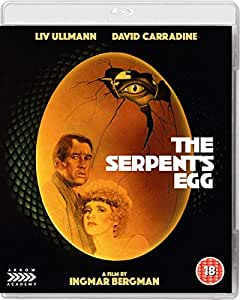 The Serpent's Egg [Blu-ray]