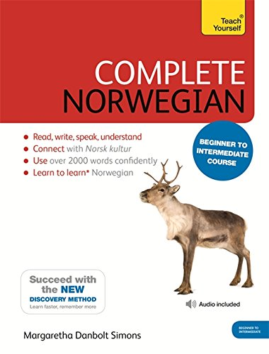 Complete Norwegian Beginner to Intermediate Course: (Book and audio support) (Teach Yourself Complete)