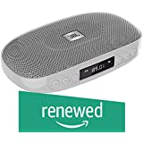(Renewed) JBL Tune Wireless Bluetooth Speaker with SD Card reader (JBLTUNESILVER, Silver)