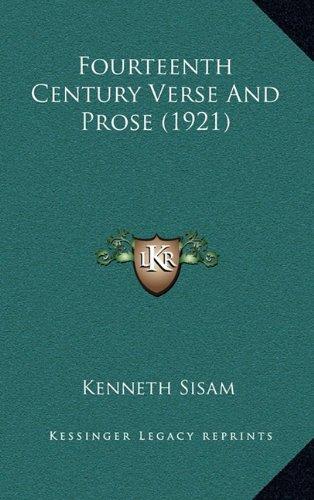 Fourteenth Century Verse and Prose (1921)