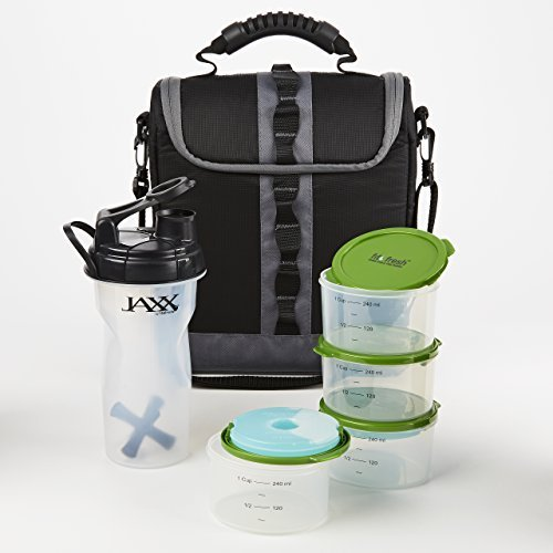 fit-fresh-appalachian-lunch-bag-kit-with-set-of-1-cup-containers-jaxx-shaker-black-by-fit-fresh
