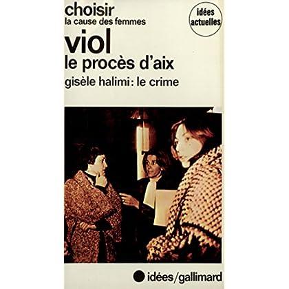 Viol - Le procès d'Aix-en-Provence