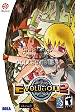 "CGC Huge Poster - Evolution 2 Far Off Promise - Sega Dreamcast DC - SDC033 (24"" x 36"" (61cm x 91.5cm))"