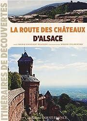 LA ROUTE DES CHATEAUX D'ALSACE