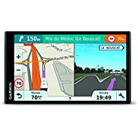 Garmin Camper 770LMT-D 6.95-inch Sat Nav with Full Europe Lifetime Maps, Free Lifetime Digital Traffic, Bluetooth and Wi-Fi