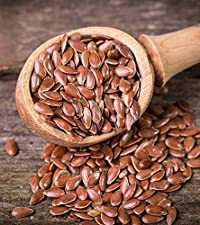 WATHEEN Roasted Flax Seed 500GM