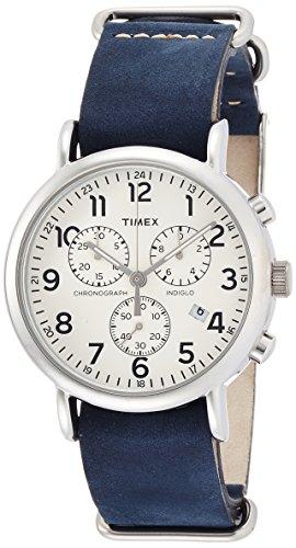 Timex Weekender Tw2P62100 Orologio da Polso Unisex