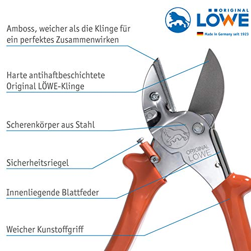 LÖWE Gartenschere - 3