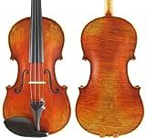 Generic'la Messie' Stradivari copie pour violon 4/4en épicéa antique Vieux Vernis à un PC arrière